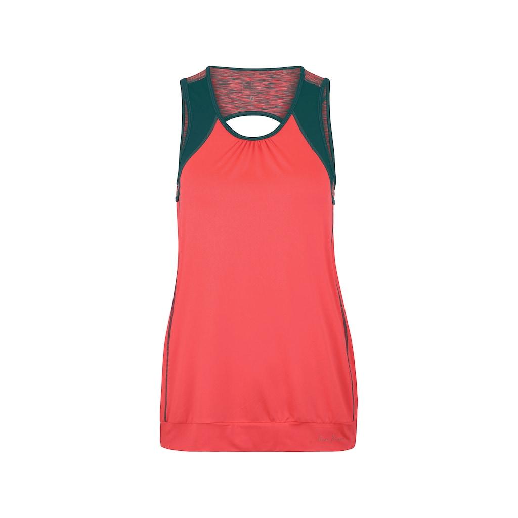DEPROC Active Strandshirt »SASKATOON II WOMEN«, mit Kontrastdetails