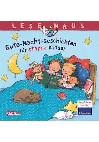 Buch »LESEMAUS Sonderbände: Gute-Nacht-Geschichten für starke Kinder / Christian... kaufen