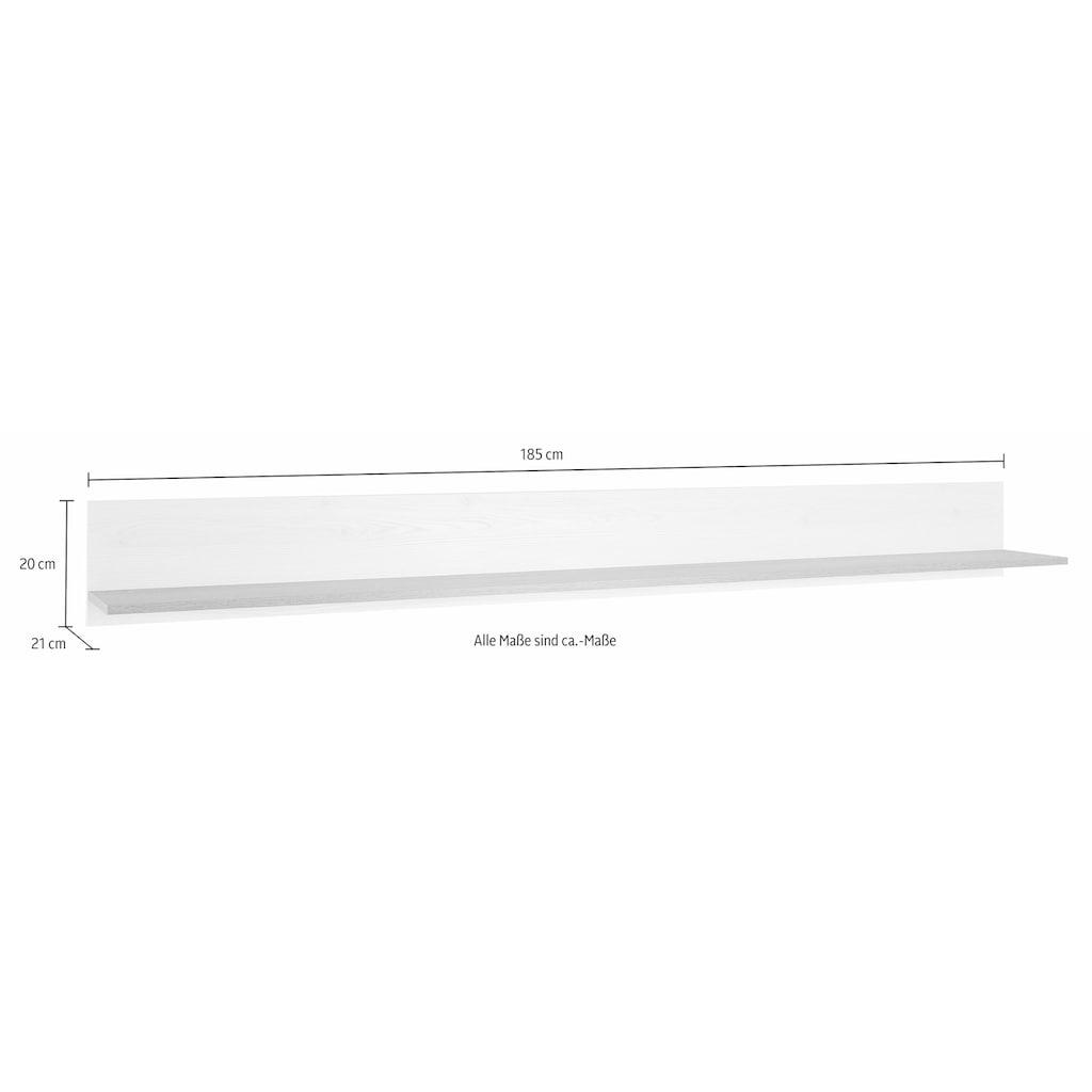 TRENDMANUFAKTUR Wandregal »Larona«, Breite 185 cm