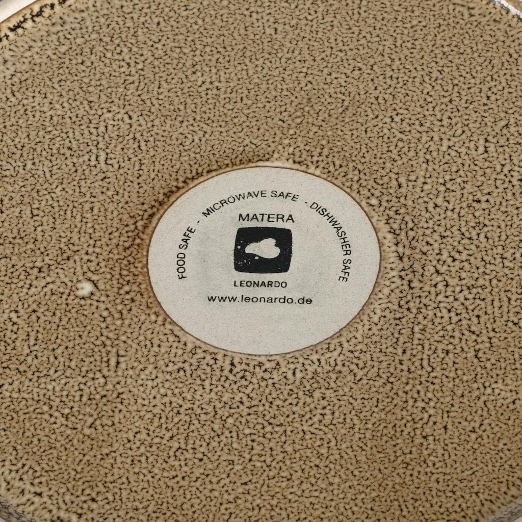 LEONARDO Kombiservice »Matera«, (Set, 24 tlg.), rustikale Optik