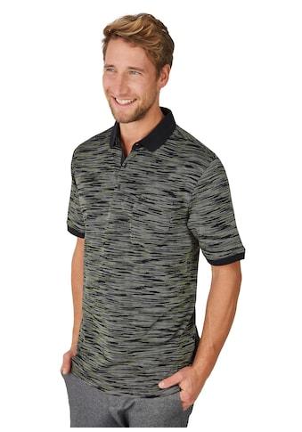 Hajo Poloshirt mit edler Oberflächenoptik kaufen