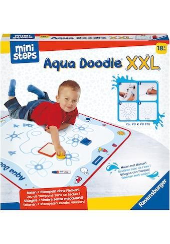Ravensburger Kreativset »ministeps® Aqua Doodle® XXL«, Made in Europe kaufen