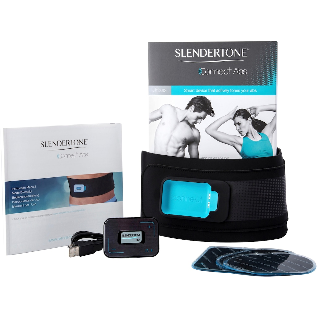 Slendertone EMS-Bauchmuskeltrainer »Connect Abs Unisex«