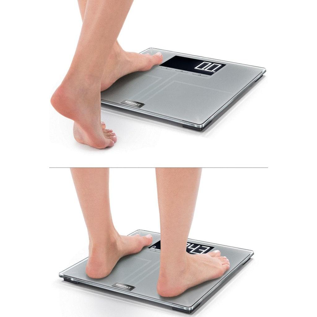 Soehnle Körper-Analyse-Waage »PWD Shape Sense Profi 300«, Körper-Analysewaage für Ambitionierte