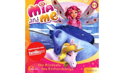 Musik - CD (24)Original HSP TV - Die Rückkehr Des Einhornkönigs / Mia And Me, (1 CD) kaufen