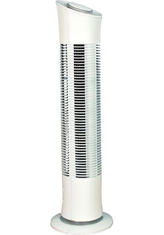 SALCO Turmventilator KOLEM weiß kaufen