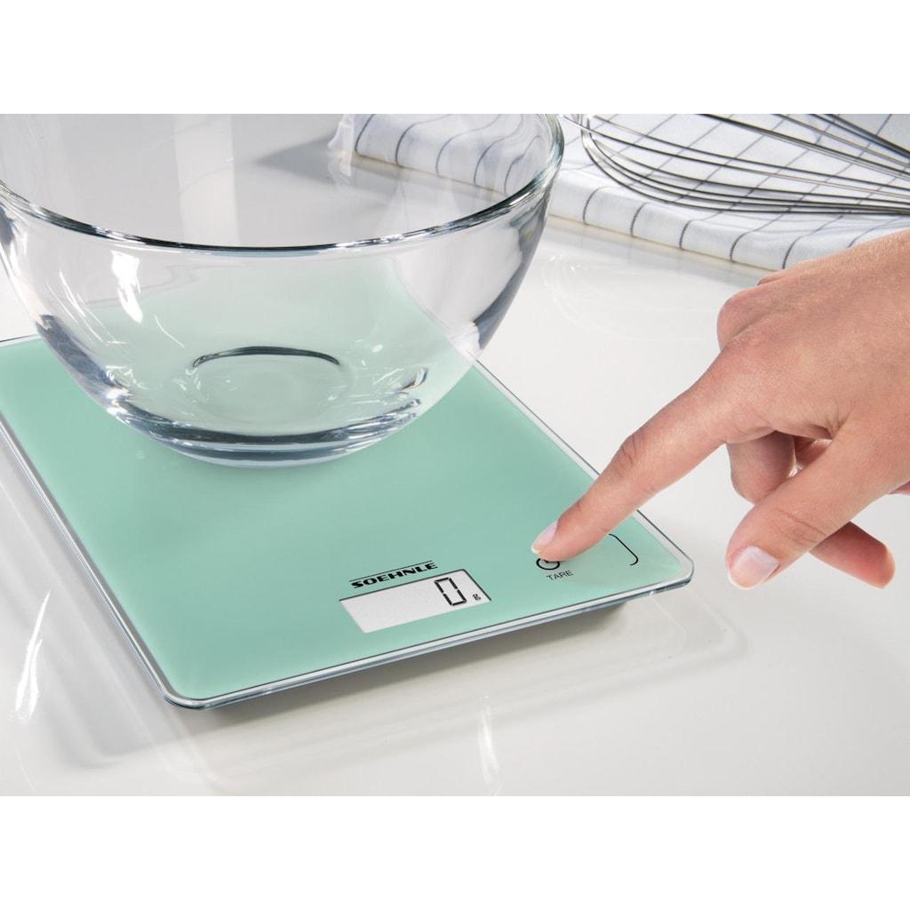 Soehnle Küchenwaage »Compact 300«, LCD Anzeige
