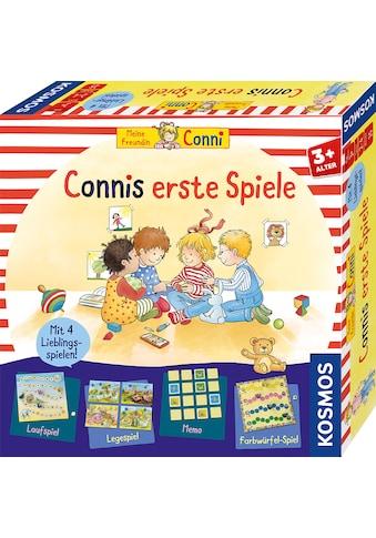 Kosmos Spielesammlung »Connis erste Spiele«, Made in Germany kaufen