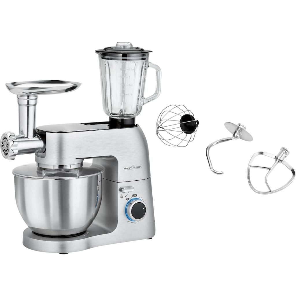 ProfiCook Küchenmaschine »PC-KM 1189«, 1500 W, 6,7 l Schüssel
