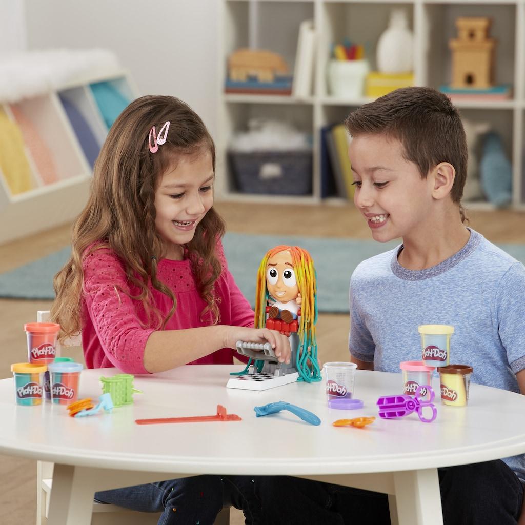 Hasbro Knete »Play-Doh Verrückter Freddy Friseur«