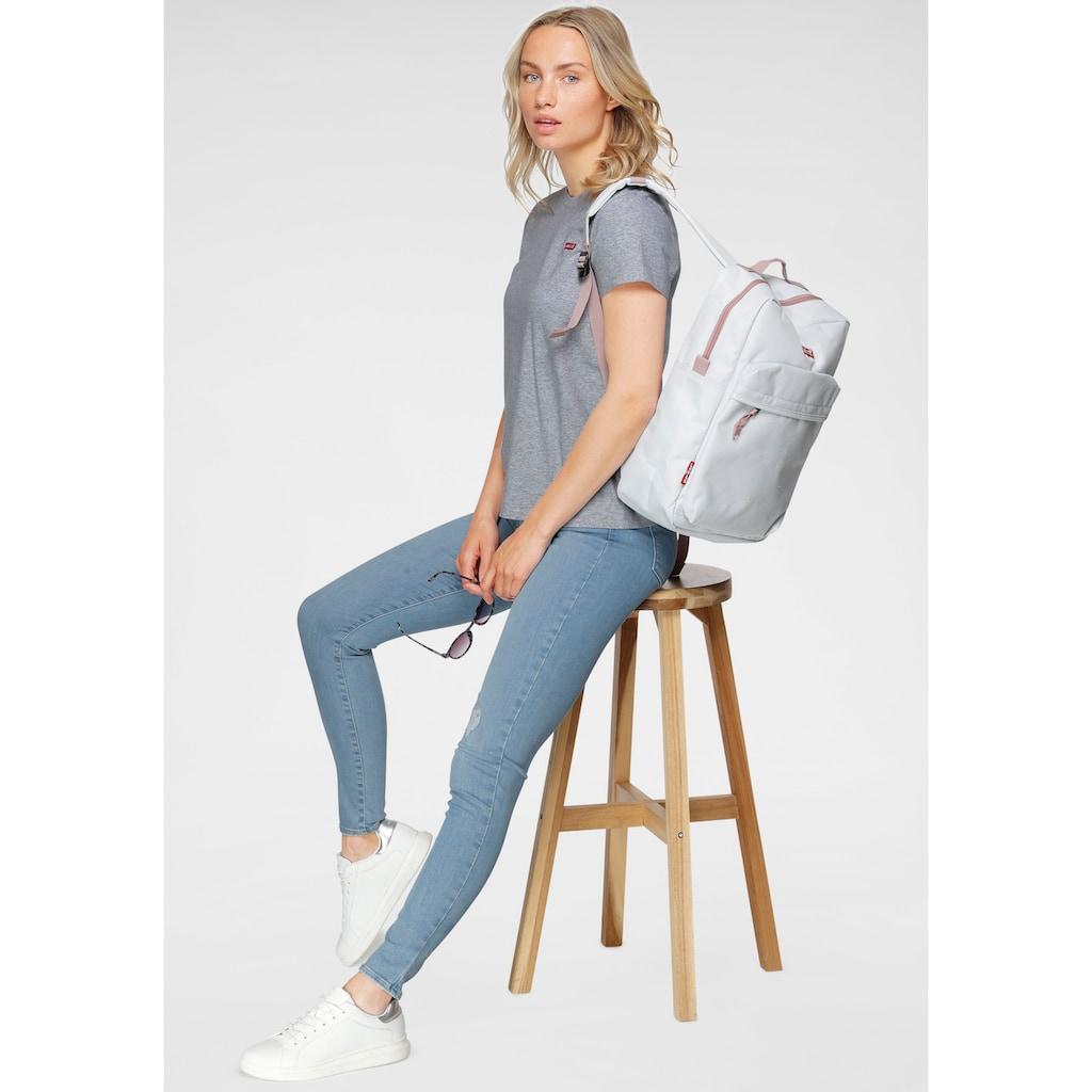 Levi's® Skinny-fit-Jeans »720 High Rise Super Skinny«, mit Destroyed-Effekten