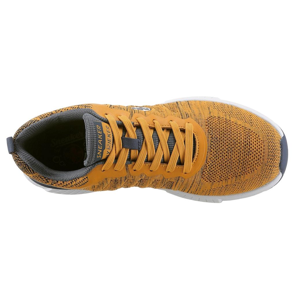 Rieker Sneaker, mit herausnehmbarer Innensohle