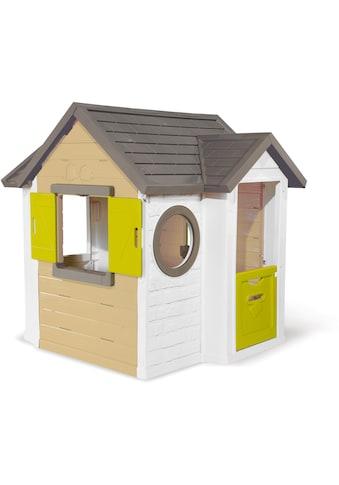 Smoby Spielhaus »Mein neues Haus«, Made in Europe kaufen