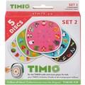 TIMIO Lernspielzeug »TIMIO Disc-Set 2«, magnetische Audio-Discs für den TIMIO Player