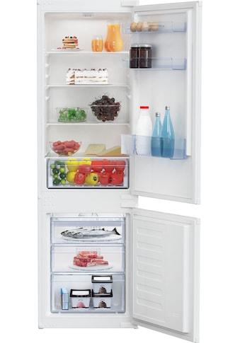 BEKO Einbaukühlgefrierkombination »BCNA275K3SN« kaufen