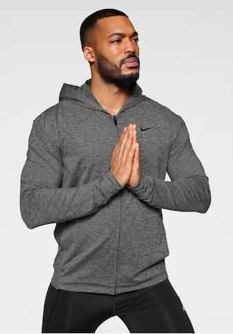 Nike Yoga - Sweatjacke »Nike Dri - FIT Men's Full - Zip Yoga Training Hoodie« kaufen