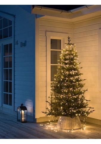 KONSTSMIDE LED Baummantel mit Ring, APP gesteuert kaufen