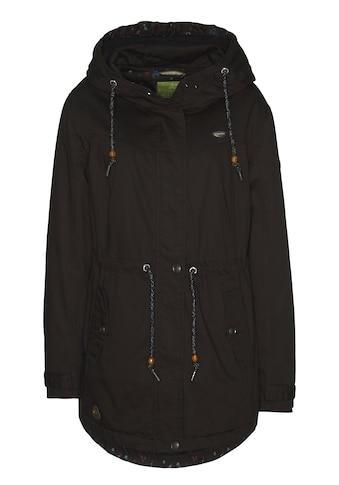 Ragwear Plus Parka »RAQUELA ORGANIC PLUS« kaufen