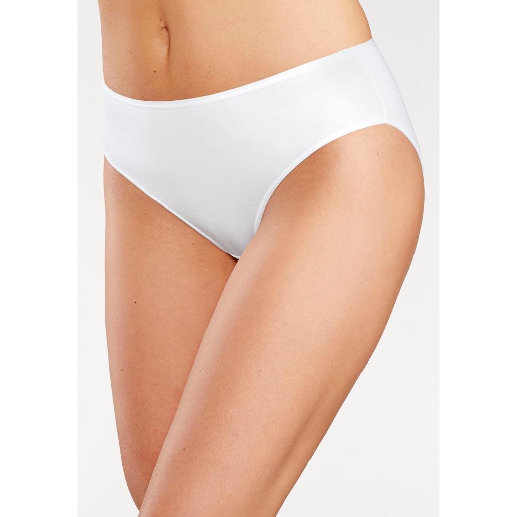 LASCANA Jazz-Pants Slips, (3 St.), aus hochwertiger Modal-Qualität