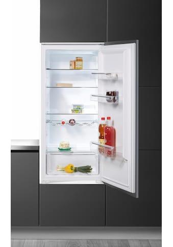 Hanseatic Einbaukühlschrank, 122 cm hoch, 54 cm breit kaufen