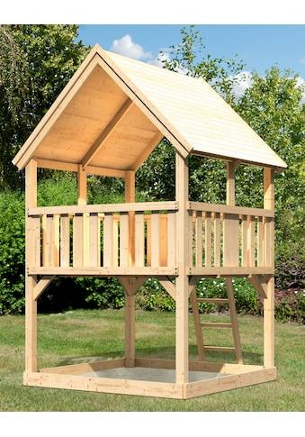 ABUKI Spielturm »Lenie A«, BxT: 200x200 cm kaufen