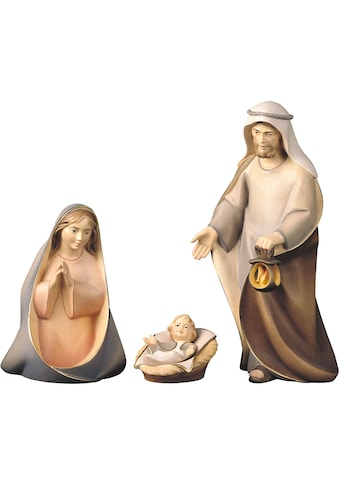 ULPE WOODART Krippenfigur »Heilige Familie« (Set, 4 Stück) kaufen