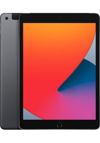 "Apple Tablet »iPad (2020), 10,2"", WiFi + Cellular, 8 GB RAM, 128 GB Speicherplatz« kaufen"