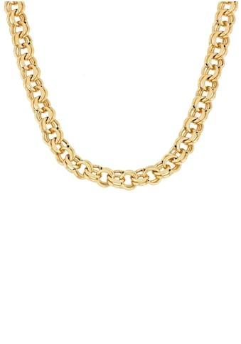Firetti Goldkette »Garibaldikette, glanz, diamantiert« kaufen