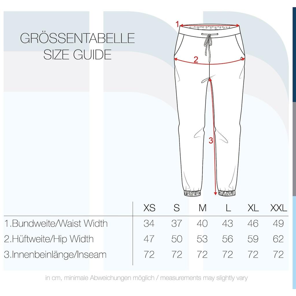 Blendshe Stoffhose »Amerika«, lange Hose mit zwei Seitentaschen