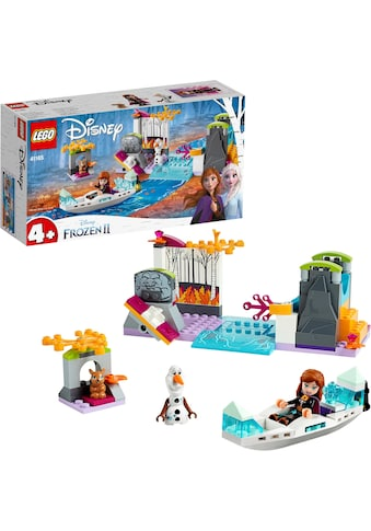 """LEGO® Konstruktionsspielsteine """"Annas Kanufahrt (41165), LEGO® Disney Princess"""", Kunststoff, (108 - tlg.) kaufen"""