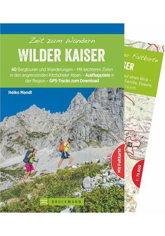 Buch »Zeit zum Wandern Wilder Kaiser / Heiko Mandl« kaufen