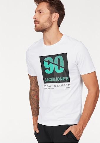 Jack & Jones T-Shirt »CHRIS GIBS TEE« kaufen