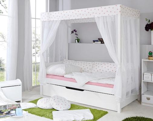 Kinderbett in Weiß