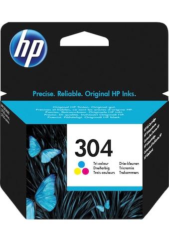 HP Tintenpatrone »hp 304 Druckerpatrone color« kaufen