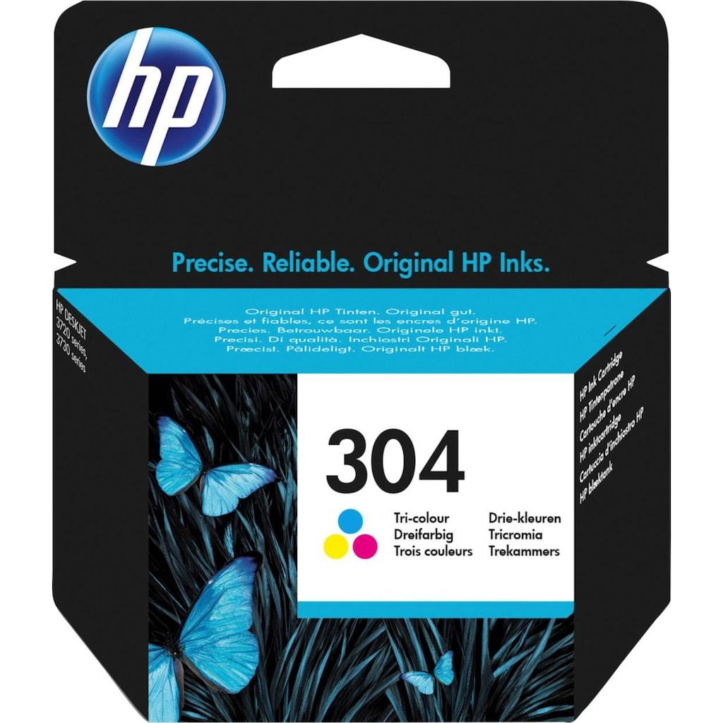 HP Tintenpatrone »hp 304 Druckerpatrone color«