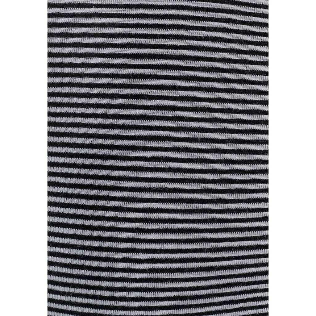 Schiesser Rioslip, (3 St.), mit Streifen Design