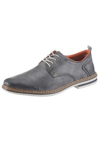 Rieker Schnürschuh, im modischen Used-Look kaufen