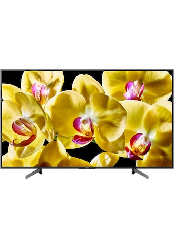 Sony KD55XG8096BAEP LED - Fernseher (139 cm / (55 Zoll), 4K Ultra HD, Smart - TV kaufen