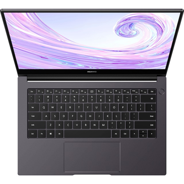 Huawei MateBook D 14 Notebook (35,56 cm / 14 Zoll, AMD,Ryzen 5, - GB HDD, 512 GB SSD)