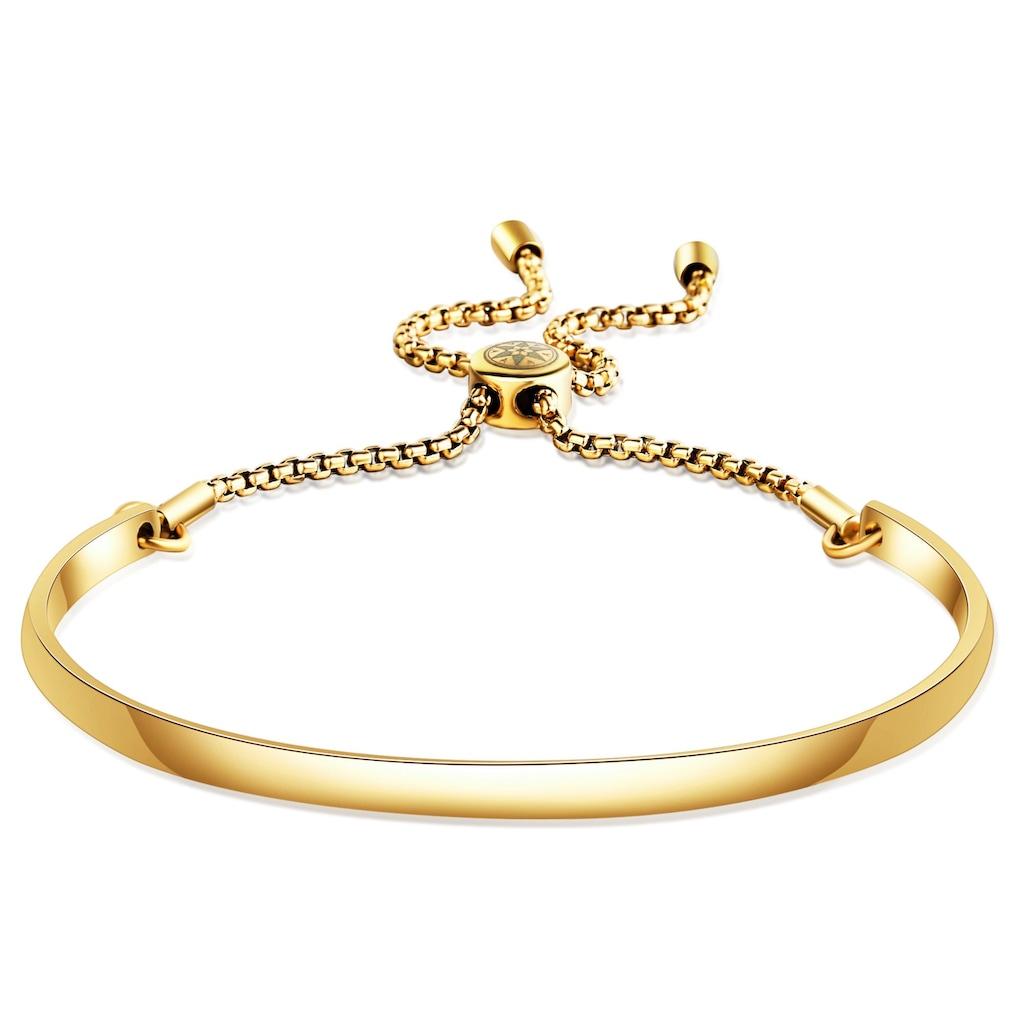 AILORIA Armband »ARIANE Armband Silber«, Größenverstellbar
