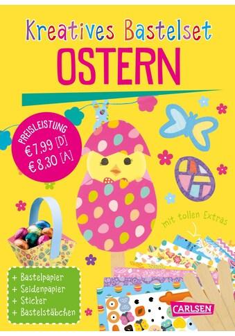 Buch »Kreatives Bastelset: Ostern / Anton Poitier« kaufen