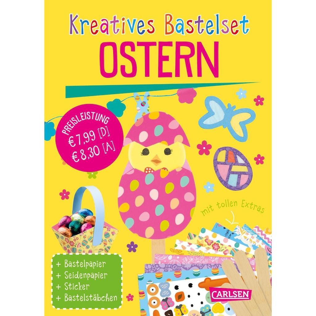 Buch »Kreatives Bastelset: Ostern / Anton Poitier«