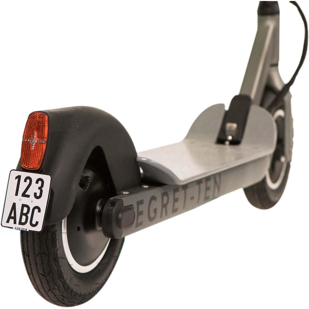 Egret E-Scooter »Egret TEN V4 (StVZO)«