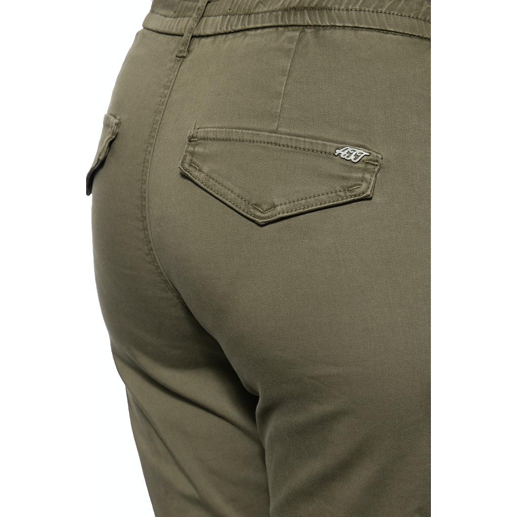 ATT Jeans Schlupfhose »Scarlett«, mit Beinaufschlag