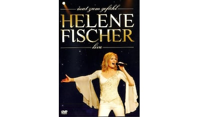 Musik - CD Mut Zum Gefühl - Live / Fischer,Helene, (1 DVD - Video Album) kaufen