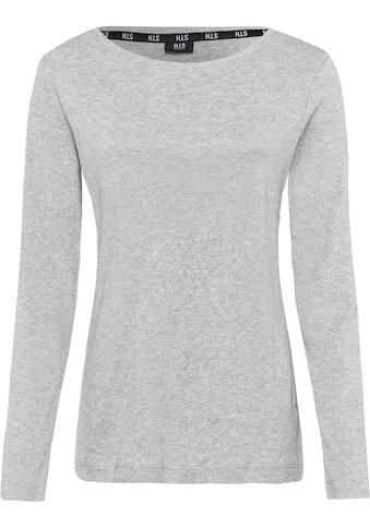 H.I.S Langarmshirt, Basic kaufen