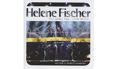 Musik - CD FUER EINEN TAG  -  LIVE 2012 / Fischer,Helene, (2 CD) kaufen