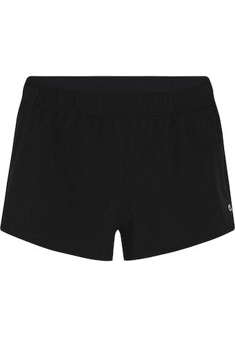 Calvin Klein Performance Sporthose »WOVEN SHORTS«, mit Calvin Klein Logo-Elastikbund hinten kaufen