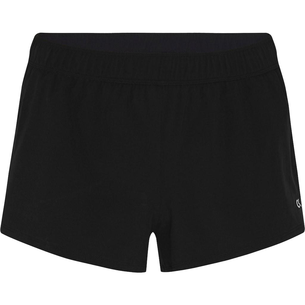 Calvin Klein Performance Sporthose »WOVEN SHORTS«, mit Calvin Klein Logo-Elastikbund hinten