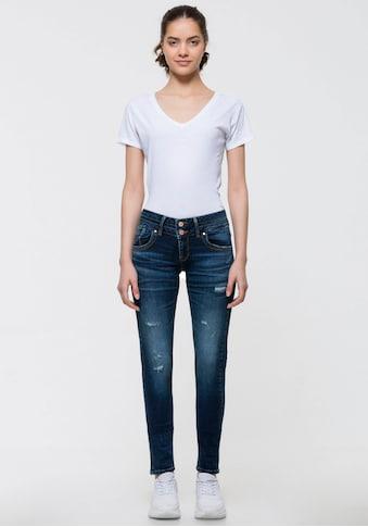 LTB Skinny-fit-Jeans »JULITA X«, mit extra schmalem Bein und niedriger Leibhöhe im... kaufen